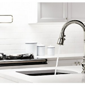 Professional Plumber Kitchen Faucet and Fixture Installation