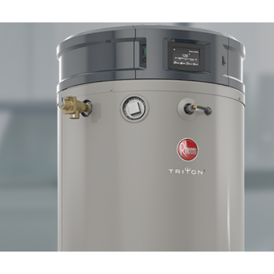 Commercial Water Heater Installation Service